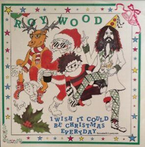 "Roy Wood, I Wish It Could Be Christmas Everyday, NEW* 1984 UK 12"" vinyl single"