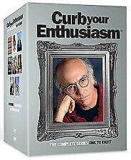 Curb Your Enthusiasm Seasons 1 to 8 DVD NEW DVD (1000294060)