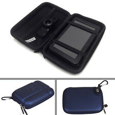 "5"" Inch Hard Carrying Travel GPS Bag Case Cover For 5"" 5.2"" TomTom Garmin Nuvi"