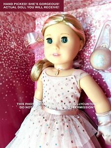 American Girl 2021 Winter Princess Doll ❄ Holiday Limited Edition Blonde NEW! #5