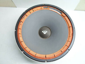 "OEM Cerwin Vega DX-9 Sub-Woofer Speaker 15"" (Need Re-foaming)"