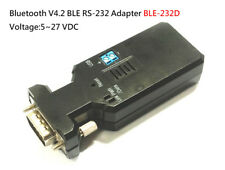 Bluetooth V4.2 BLE RS-232 Adapter BLE-232D Voltage:5~27 VDC
