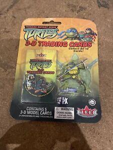 Teenage Mutant Ninja Turtles 3D Trading Cards. NEW DONATELLO