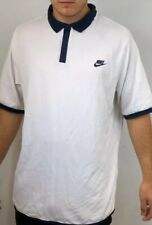 Vintage Nike Polo Shirt Men's Xxl