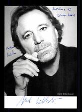 Gerd Silberbauer Autogrammkarte Original Signiert # BC 61131