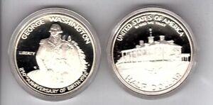 1982 Washington Commemorative Half Dollar