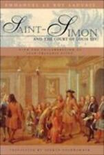 Saint-Simon and the Court of Louis XIV-ExLibrary