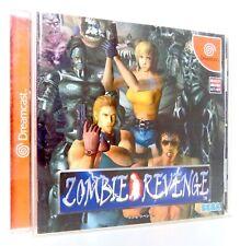 ZOMBIE REVENGE Sega Dreamcast Reg Jap Japan