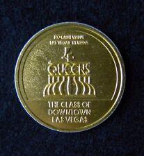 4 Queens, The Class of Downtown Las Vegas, Reel Winners Club Aluminum token