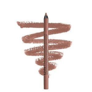 NYX Professional Makeup SLLP14 Nude Suede Shoes Slide On Lip Pencil QTY 3