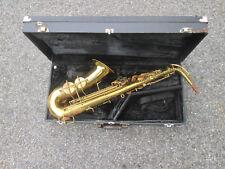 Vintage 1950s Buescher Elkhart 20A USA Alto Sax Alto Saxophone !! NICE PLAYER!!