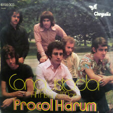 "7"" Procol Harum conquistador + all this and more MINT -?"