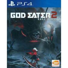 God Eater 2 Rage Burst Ps4 &