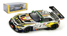Spark SB054 BMW Z4 GT3 #4 24 Hours of Spa 2013 - 1/43 Scale