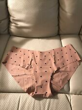 Victoria's Secret Invisible Hiphugger Panties (New) Size XL