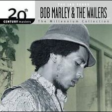 The Millennium Collection: Bob Marley & the Wailers (2004, CD)