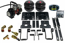 Rear Axle Level Air Tow Assist Kit For 2005-10 Ford F250  Pick up over load
