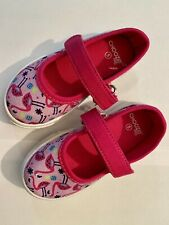 Chooze Me Toddler Girl Flamingo Strap Mary Jane Shoe Sneakers  Pink 5 C Toddler