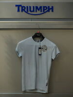 GENUINE Triumph Ladies Satin Collar T Shirt  BNWT 50% OFF