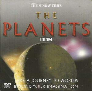 THE PLANETS - MAIL PROMO DVD