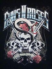 Guns N Roses Classic Heavy Metal Rock Music T Shirt M