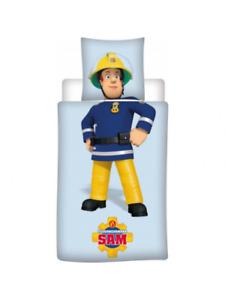Parure Housse de couette Sam Le Pompier