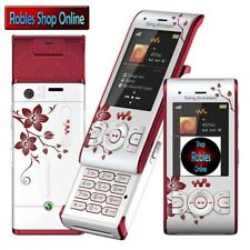 Sony Ericsson W595 Flower Edition Ohne Simlock 3G 3,2MP MP3 Radio VideoCall GUT