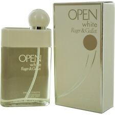 Open White by Roger & Gallet EDT Spray 3.4 oz