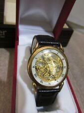 Wittnauer Wind Up Vintage Skeleton Watch