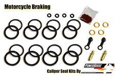 Yamaha TDM 850 1991 1992 1993 91 92 93 front brake caliper seal repair kit set
