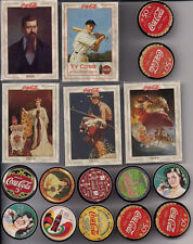 1993 Coca-Cola Series 1 Trading Cards Complete Mini Master Set