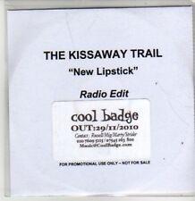 (BT700) The Kissaway Trail, New Lipstick  - DJ CD