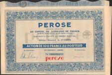 DECO => PEROSE (U)