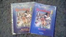 Reading 3 Teacher worktext key and student worktext book