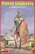 Miniart 1/16 romano legionario me siglo AD # 16005