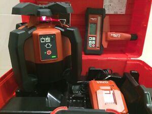 Hilti PR 30-HVS A12 PRA 30 PRA 83 Rotationslaser C 4/12-50 B12/2.6