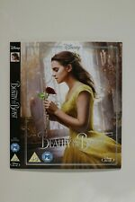 Beauty and the Beast (live) Blu-Ray Slip Sleeve Collectable SLEEVE ONLY Disney
