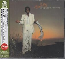 Ben E. King: Let Me Live in Your Life (CD, Apr-2016, Atlantic) NEW SS +Japan OBI