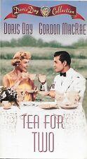 TEA FOR TWO (VHS) Doris Day, Gordon MacRae Musical 1950