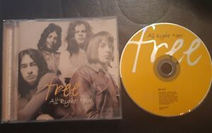 Free 'All Right Now' Music CD