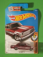 Hot Wheels - '63 Chevy Ii (Red) Htf