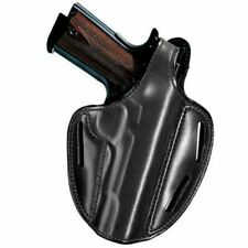 Bianchi 7 Shadow II SZ14 Holster For GLOCK 17 22 Leather Black Right Hand 18644