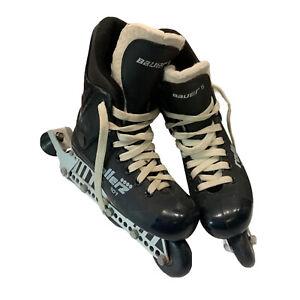 Vintage Bauer Roller Hockey Skates. US Mens Size 5. Rollerz 101