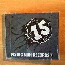 "FLYING NUN RECORDS -""15"" - RARE New Zealand Comp CD 1995-Alternative Rock-NEW"