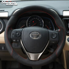 Steering Wheel Cover for Toyota RAV4 2013-2018 Corolla 2014-2017 Auris Scion iM