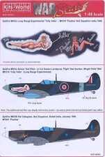 Kits World Decals 1/48 SUPERMARINE SPITFIRE Mk-IXc and Mk-VIII