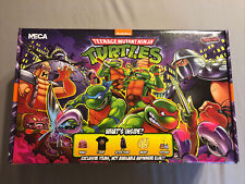 Neca TMNT Stern Pinball Crate Size XL Walmart Exclusive Sealed Ninja Turtles