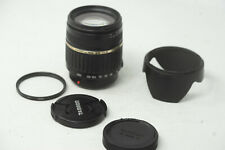 Sony Alpha fit Tamron XR Di 18-200mm Macro Zoom Lens 8 contact version