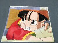 Original production animation cel DragonBall GT (Pan)