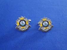 BEDFORDSHIRE AND HERTFORDSHIRE REGIMENT CUFF LINK  GIFT SET
